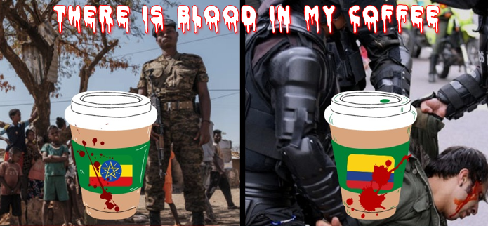 BLOODY COFFEE